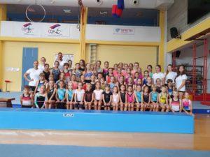 Letní soustředění Liberec 2020